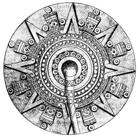 Aztec Calendar Meaning Of Tizoc