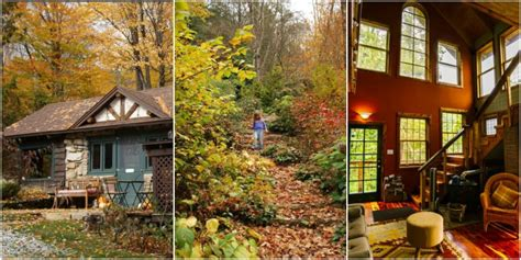 best airbnbs in us these airbnbs in trending us cities provide views of fall
