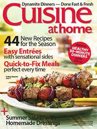 at home magazine cuisine at home magazine