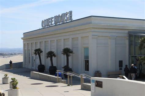 cliff house menu cliff house restaurant san francisco ca california beaches