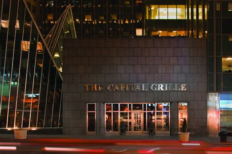 Call Chrysler Capital by The Capital Grille Chrysler Center The Official Guide To