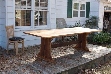 custom made dining room tables custom pine dining room table by black mountain