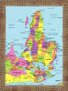 voici enfin la 171 vraie 187 carte de l afrique par jean paul