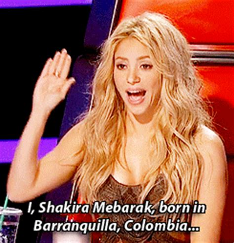 pics photos shakira vs britney spears the voice gif find share on giphy