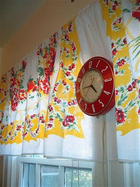 Retro Kitchen Curtains Look Curtains For 1 50