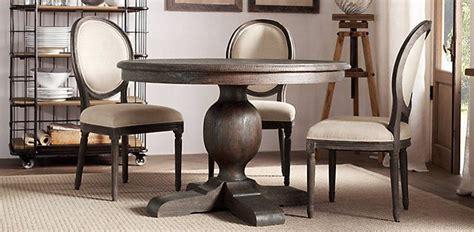 table option restoration hardware dining room