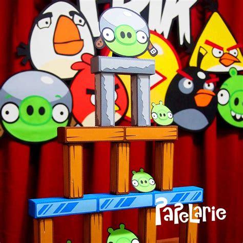 Angry Birds Decoration Ideas Angry Birds Birthday Ideas Photo 15 Of 17 Catch