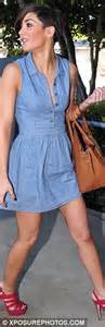 Dress Denim Rida the saturdays relax in santa and catch up with