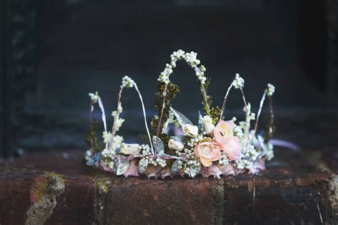 Handmade Flower Crowns - handmade flower crowns handmade