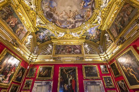 palazzo pitti interno la galleria palatina di palazzo pitti bellezza
