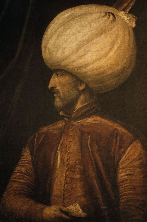Ottoman Suleiman Birth Of Suleyman The Magnificent National Geographic Society