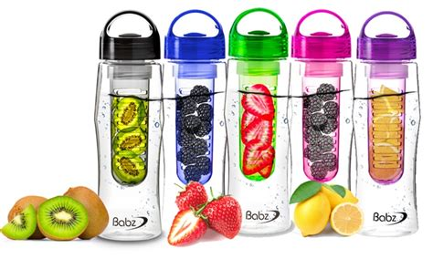 A Choice For Detox Groupon by Fruit Infuser Bottles Groupon Goods
