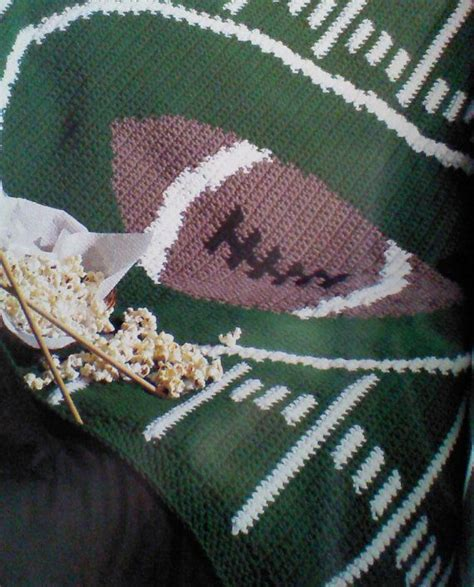 crochet pattern x 23 best images about crochet sports afghans on pinterest