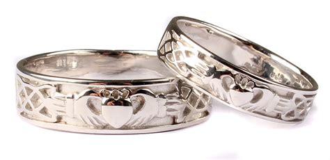 claddagh ring set claddagh ring set wedding jewelry ideas
