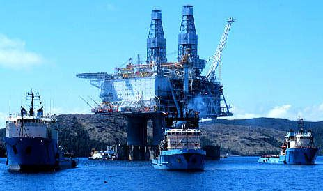 hibernia oil and gas field project offshore technology