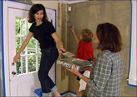 trading spaces hildi trading spaces hilda santo tomas pictures