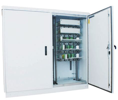 Cabinet Hub by Outdoor Fibre Optical Distribution Hub Cabinet