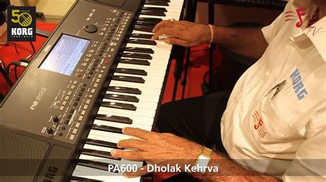 Indian Hairstyles Demo | korg pa 600 demo of indian styles youtube