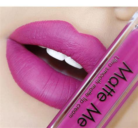 Diskon Sleek Matte Me Fandango Purple sleek matte me liquid lipstick glam