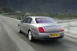 bentley 2006 flying spur 2008 bentley continental flying spur pictures photos