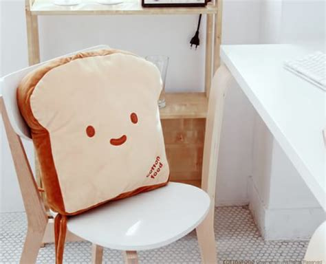 Toast Pillow by Toast Pillow Idea Diy Felt Fabric Costura
