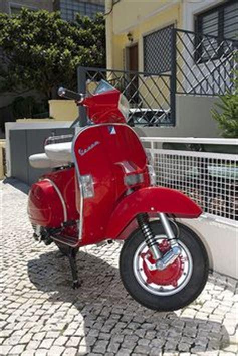 R E A D Y T5 Custom retro scooter garage vespas custom v for vespa