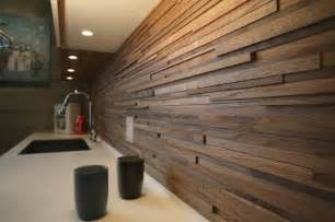 wooden backsplash backsplashes beautiful