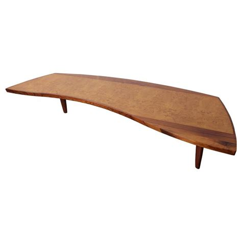 Large Coffee Tables Large Coffee Table By George Nakashima For Sale At 1stdibs