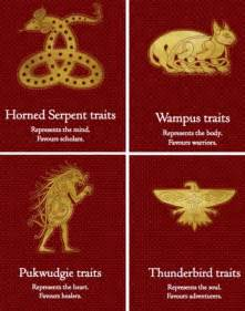 pottermore haus test ilvermorny houses harry potter haus v 246 gel