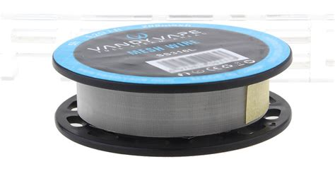 Mesh Wire By Vandy Vape Authentic 2 78 authentic vandy vape 316l stainless steel mesh wire
