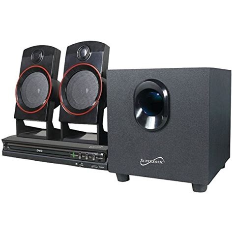review supersonic sc 35ht 2 1 channel dvd home