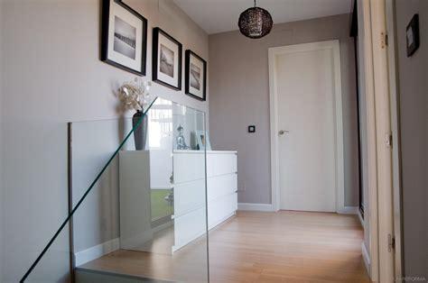 como decorar un recibidor y pasillo recibidor pasillo style contemporaneo color beige blanco
