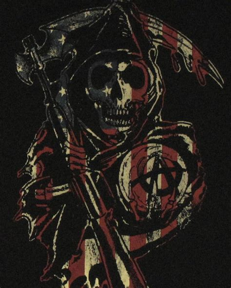 all the cool are anarchists a s quest to be radical books sons of anarchy american reaper t shirt