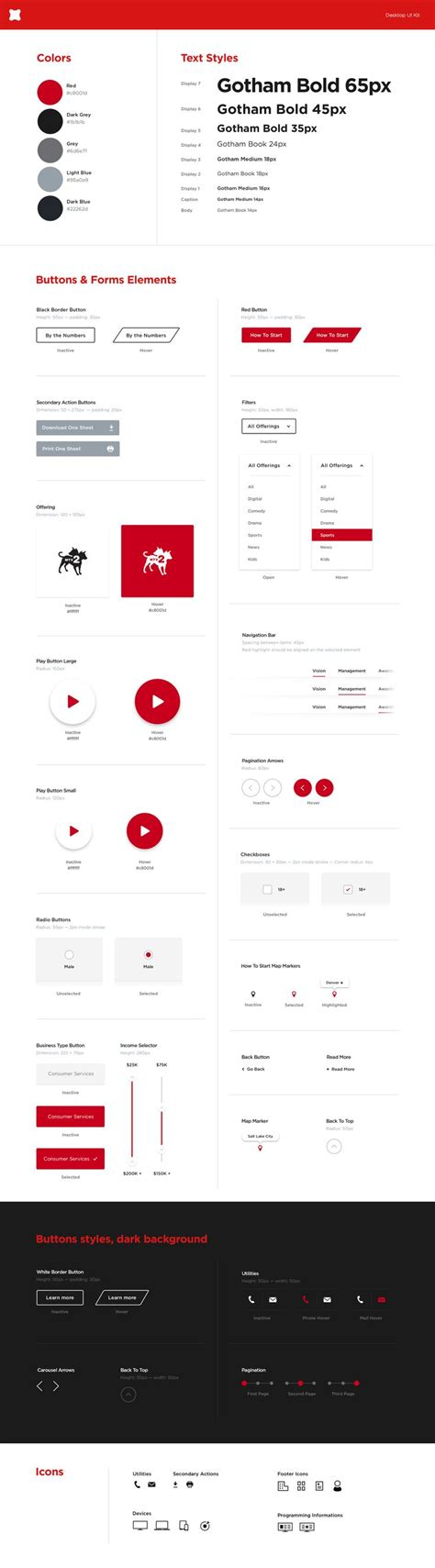 ui layout framework 25 best ideas about ui framework on pinterest