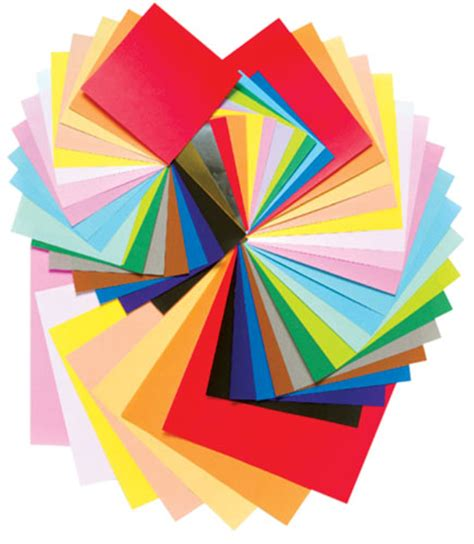 What To Make With Colored Paper -