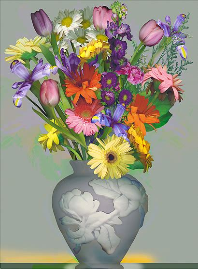 A Vase With Flowers by Flowers In A Vase Pictures Beautiful Flowers