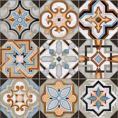 victorian pattern wall tiles victorian central patterned ceramic floor tile 31 6 x 31 6