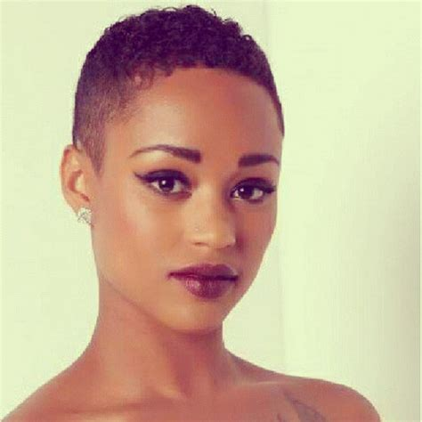 pretty 50 year black lady hair cuts beautiful short hairstyles for black women short