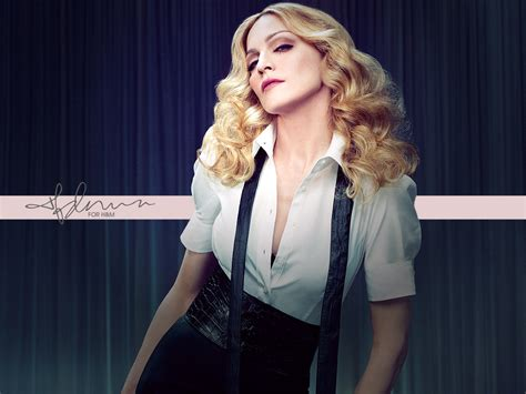 Or By Madonna Of Singer Madonna Wallpapers