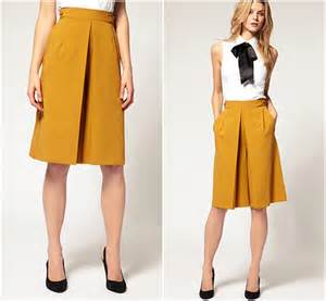 Culottes vs gauchos 1st state style