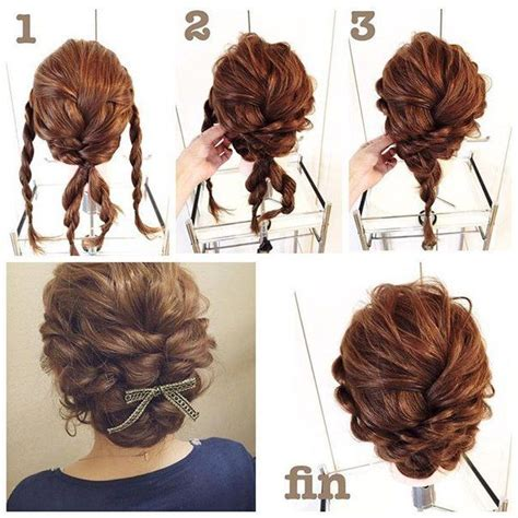 easy updo hairstyle tutorial for 25 best ideas about updo tutorial on prom