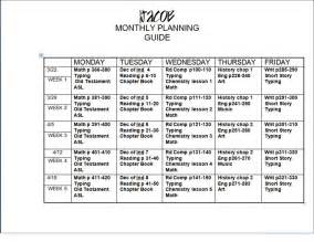 unit plans free weekly lesson plan template and teacher resources