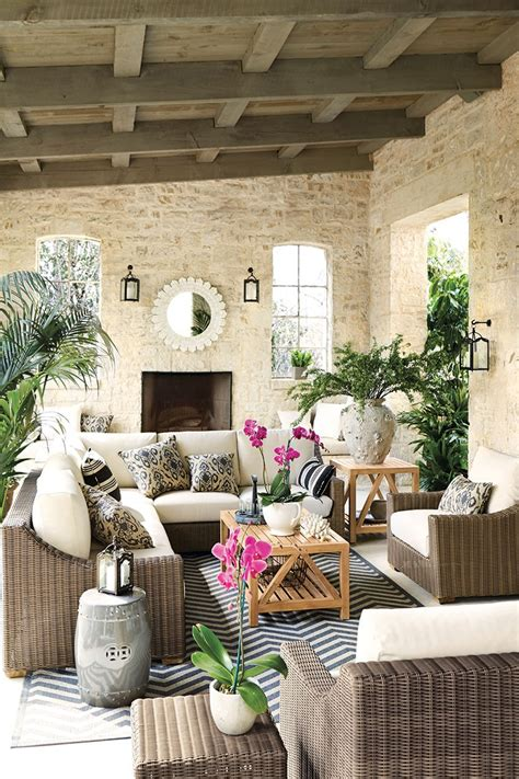 outdoor living room ideas what s your outdoor seating style how to decorate