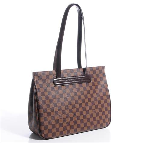 Louis Vuitton Pm Damier Ebene louis vuitton damier ebene parioli pm 82668