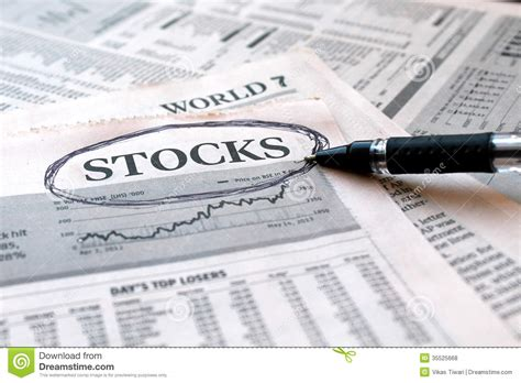 Royalty Free Newspaper Pictures Images And Stock Photos Istock Stocks News Royalty Free Stock Photos Image 35525668
