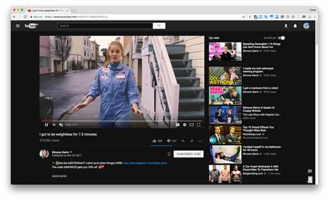 you tine youtube has a secret dark mode this is how you activate it