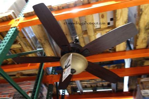 costco fans on sale costco sale hunter granville bronze ceiling fan frugal