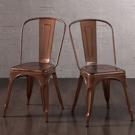 steel dining room chairs 17 best ideas about metal dining chairs on pinterest