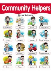 english worksheets jobs occupations worksheets