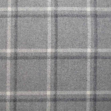 grey tartan upholstery fabric tartan plaid grey wool curtain and upholstery fabric